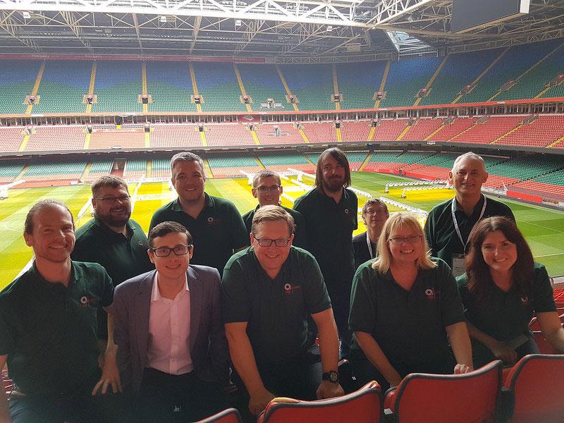 AGI  Cymru Events Committee